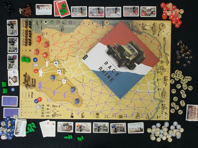 1944: Race to the Rhine - game is ready
