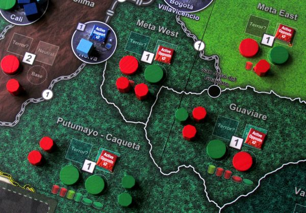 Andean Abyss - game is ready