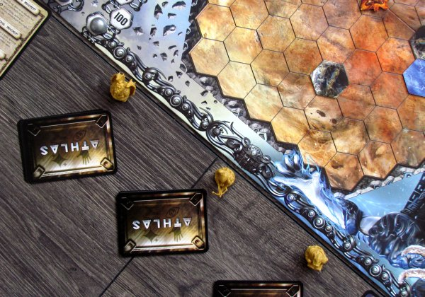 Athlas: Duel for Divinity - game is ready