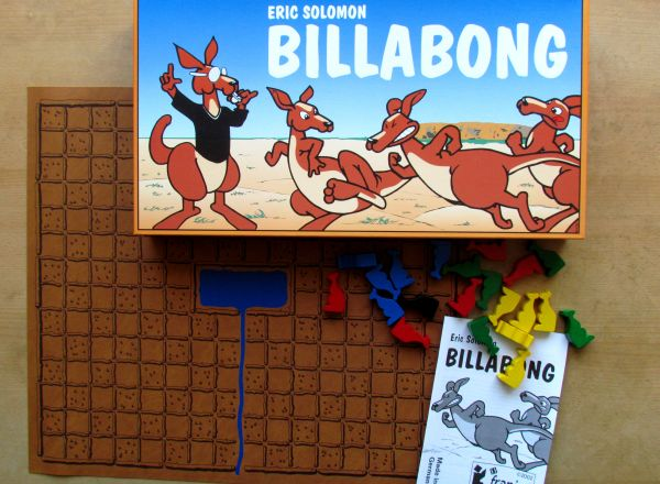 Billabong - packaging