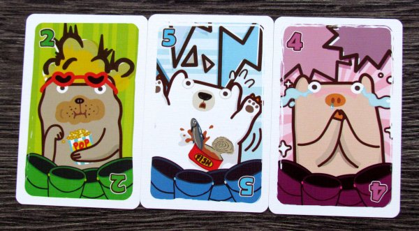 Bucket King 3D - cards