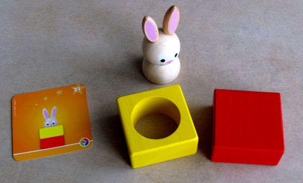 Bunny Boo - puzzle is ready