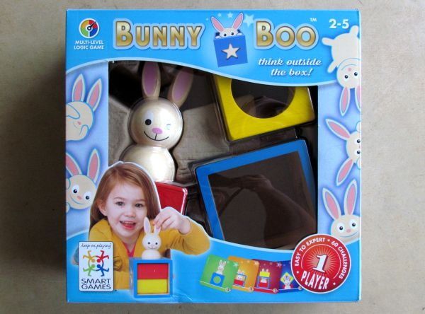 Bunny Boo - packaging