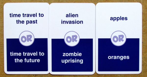 Choose One! - cards