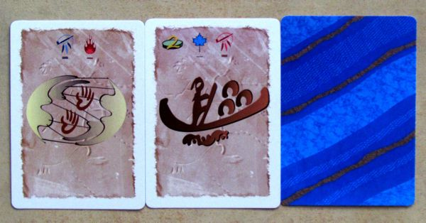 Columbia - cards