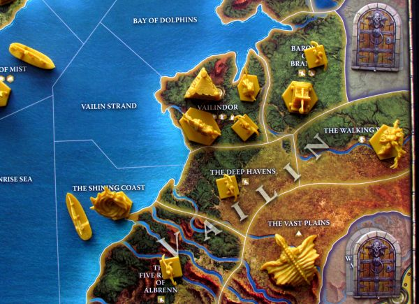 Dungeons & Dragons: Conquest of Nerath - game is ready