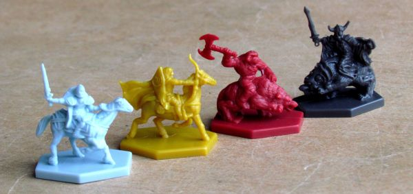 Dungeons & Dragons: Conquest of Nerath - miniatures