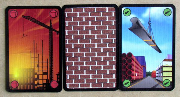 Construction Zone - cards