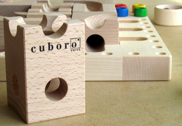Cuboro Tricky Ways - game is ready