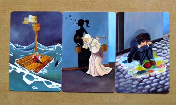 Dixit Odyssey - cards