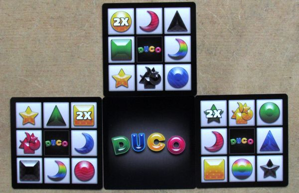 DuCo - cards
