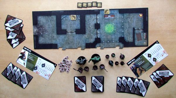 Dungeon Command: Tyranny of Goblins - game is ready