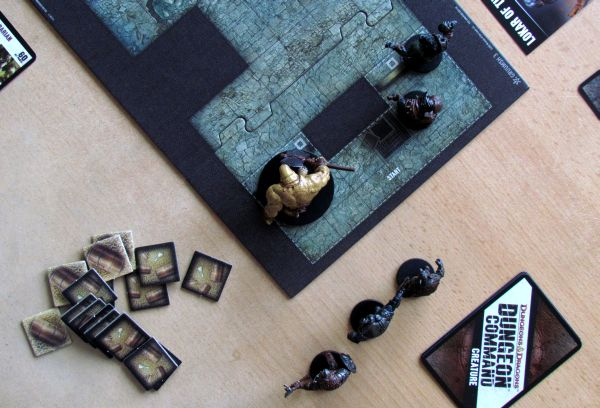 Dungeon Command: Blood of Gruumsh - game is ready