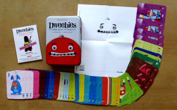 Dweebies - packaging
