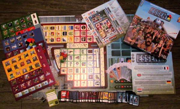 ESSEN The Game: Spiel 13 - packaging