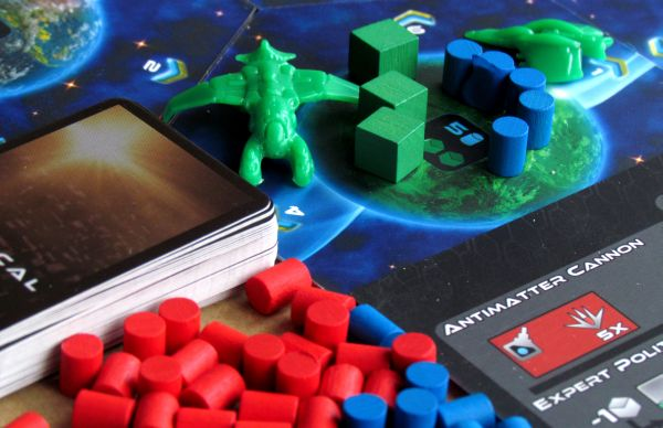 Exodus: Proxima Centauri - game is ready