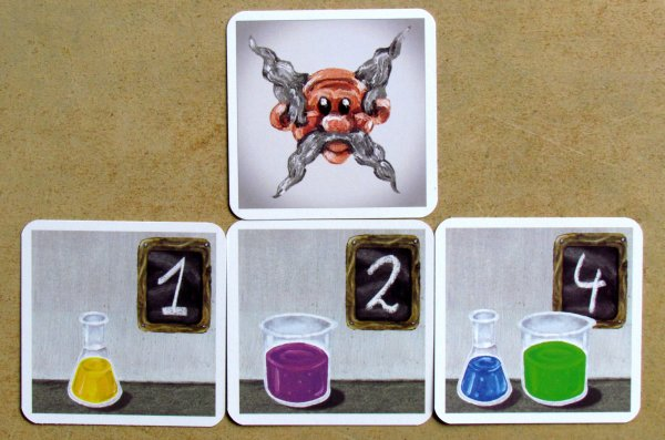 Experiment - cards