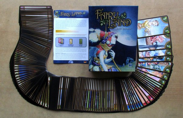 Fairy Land - packaging