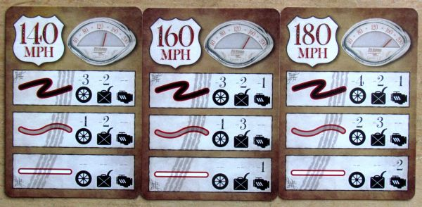 Famous 500 - cards