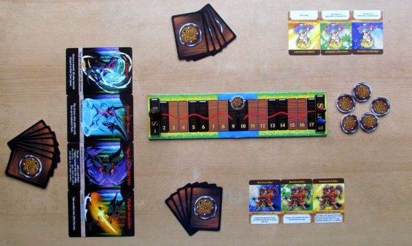 Flash Duel - game is ready