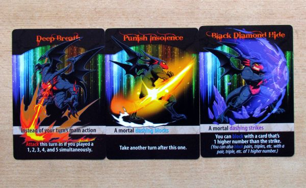 Flash Duel - cards