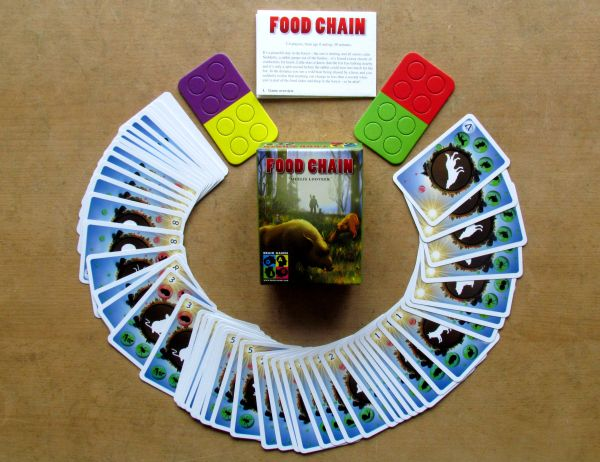 Food Chain - packaging