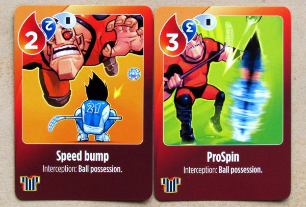 ForceBall - cards
