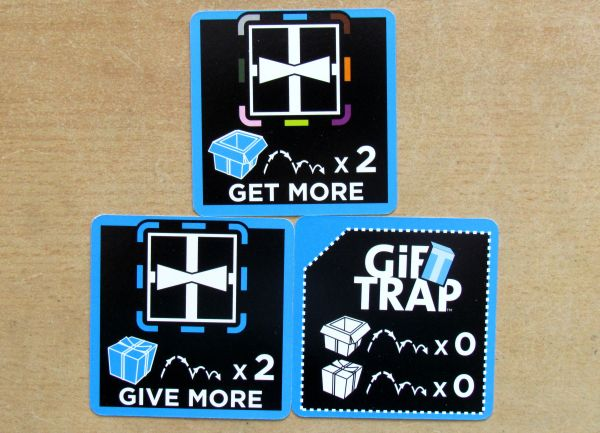 GiftTRAP - cards