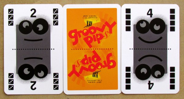 Groovy Pips - cards