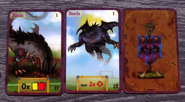 Helvetia Cup - cards