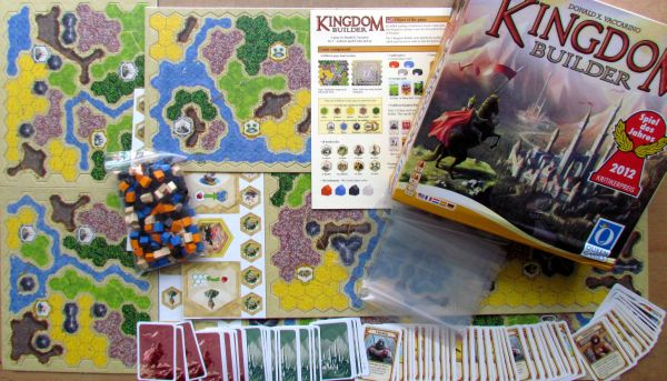 Kingdom Builder - packaging