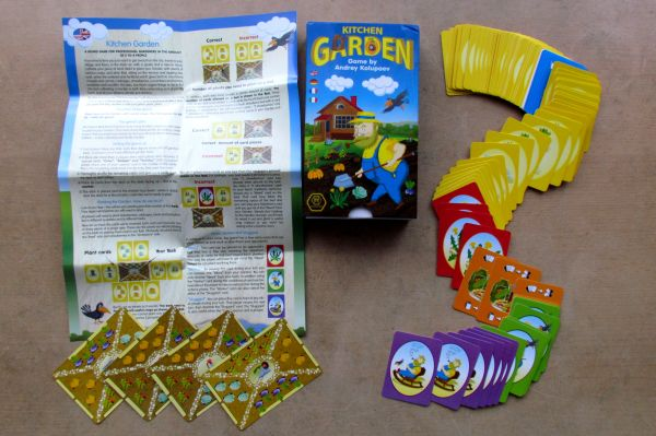 Kitchen Garden - packaging