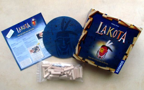 Lakota - packaging
