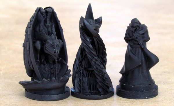 The Lord of the Ice Garden - miniatures