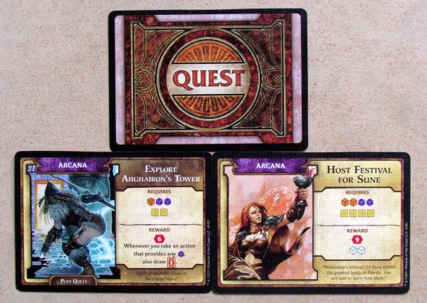 Lords of Waterdeep - cards