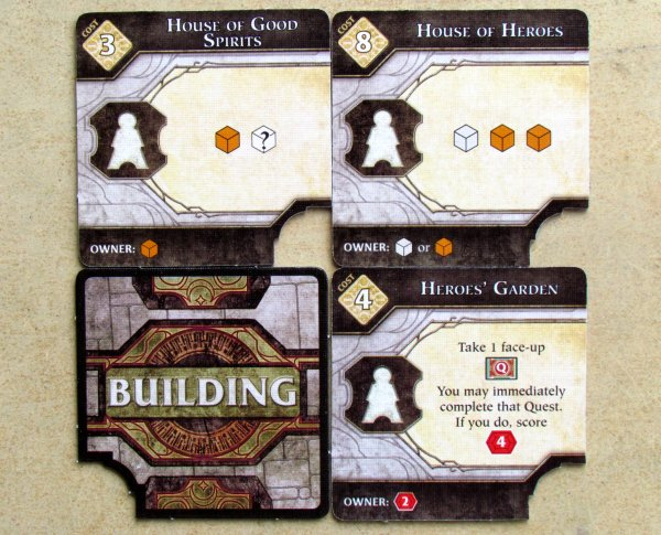 Lords of Waterdeep - tiles