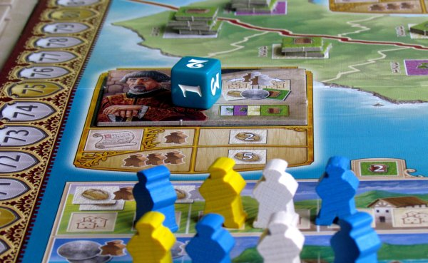 Madeira - game in progress