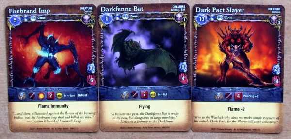 Mage Wars - cards