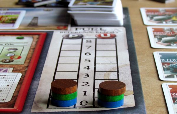 The Manhattan Project - game is ready