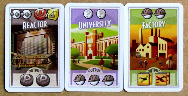The Manhattan Project - cards