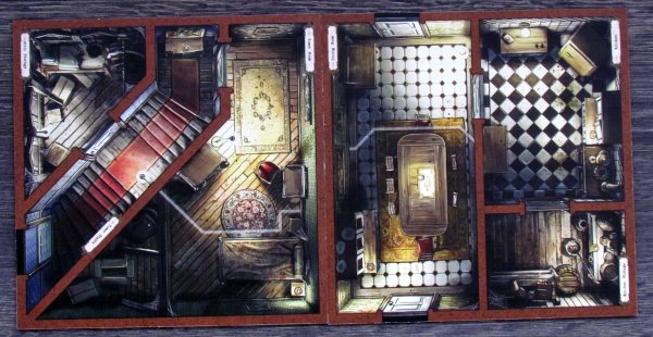 Mansions of Madness - map tile