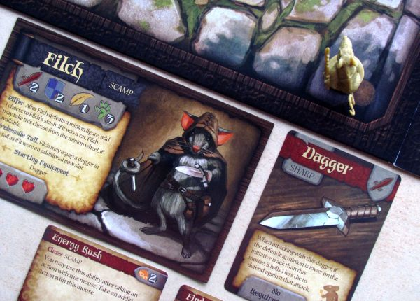 Mice and Mystics - game is ready