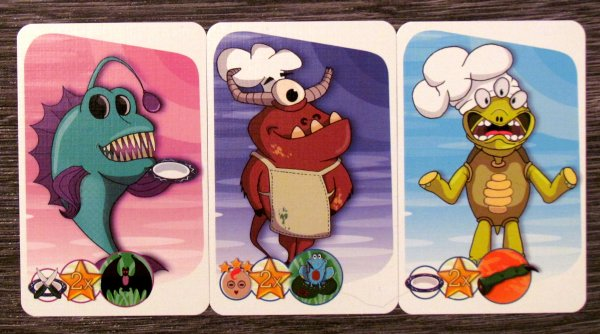 Monster Chef - cards