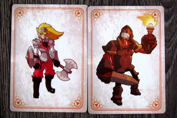 Monsters & Maidens - cards