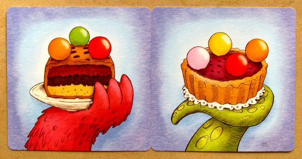 Monstertorte - cards