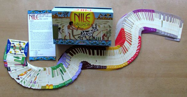 Nile DeLuxor - packaging