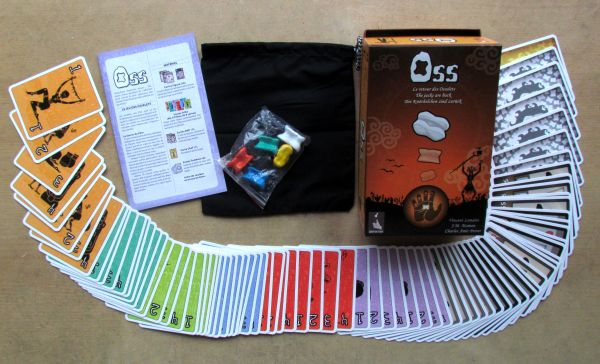 Oss - packaging