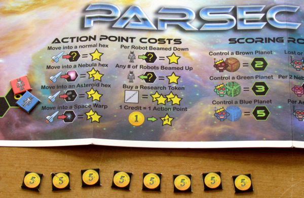 PARSEC - game is ready