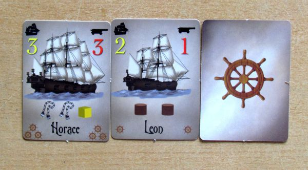 Pirates of Nassau - cards
