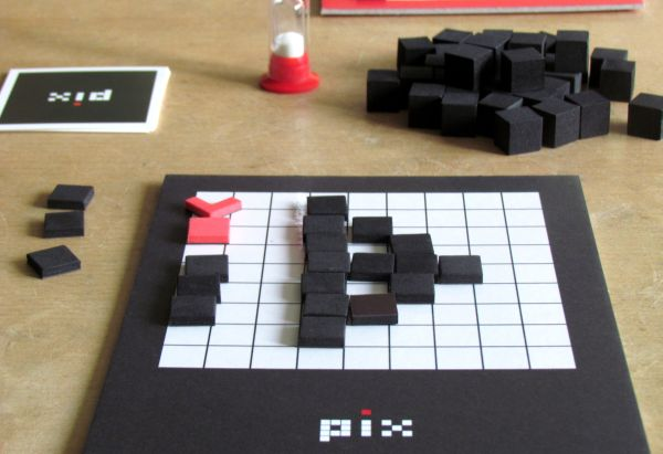 Pix - game in progress